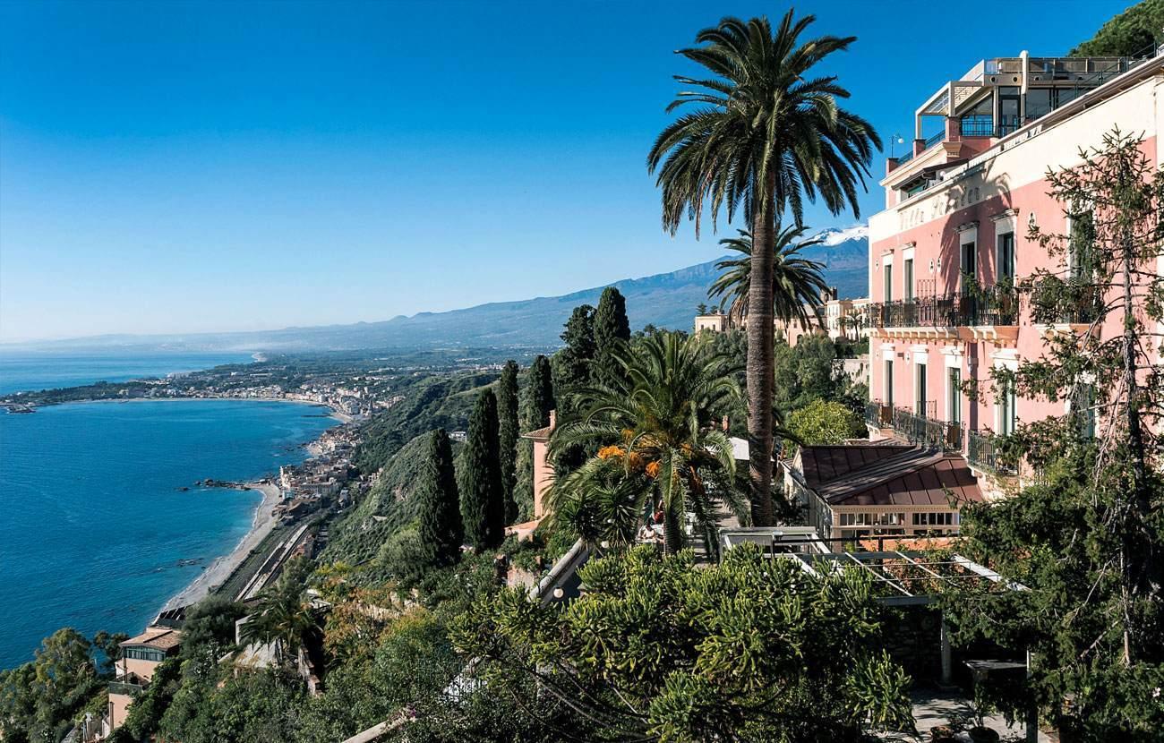 Hotel De Charme En Sicile